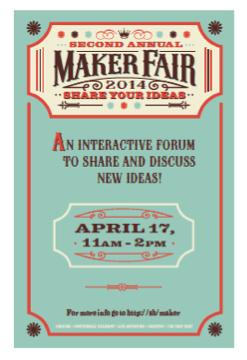 Second Annual Maker Fair